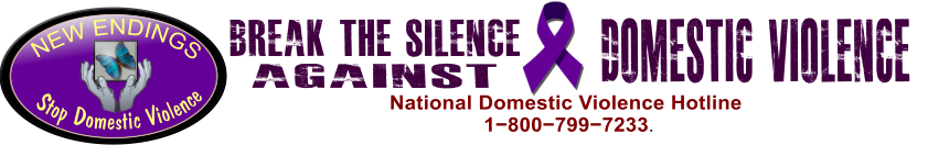 Web Design by Ken supports domestic violence education.